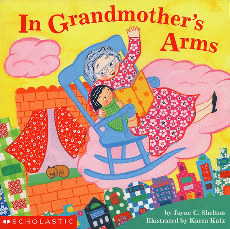 In Grandmother's Arms
