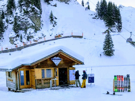 6 Gründe für einen Skiservice?