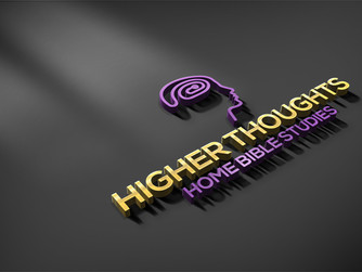 HIGHER THOUGHTS 'Home Bible Study System'