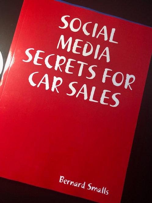 Social Media Secrets For Car Sales