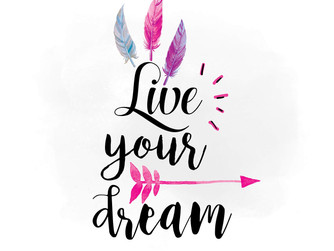 Forty Days Of Success! DAY 18: LEAN ON YOUR DREAM!