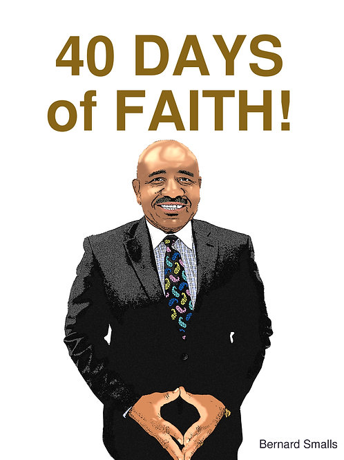 40 DAYS OF FAITH TRAINING MANUAL