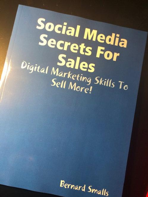 Social Media Secrets for Sales Manual