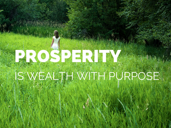 Forty Days Of Success!    DAY 5: PROSPERITY