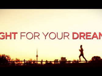 Forty Days Of Success! DAY 14: DREAM BIG DREAMS!