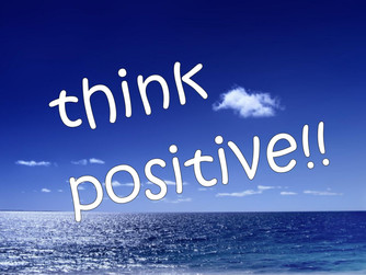 40 DAYS OF POSITIVE THINKING
