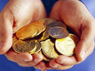 Wealth Transfer is God's idea!