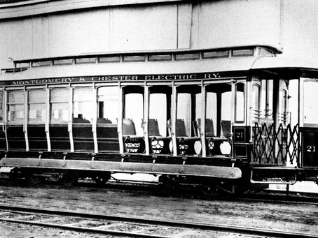 The Spring City Trolley