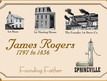 James Rogers, Founding Father