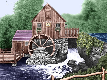 The Yost Grist Mill