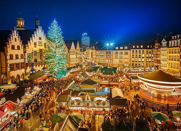 Birmingham Christmas Market: December 2021
