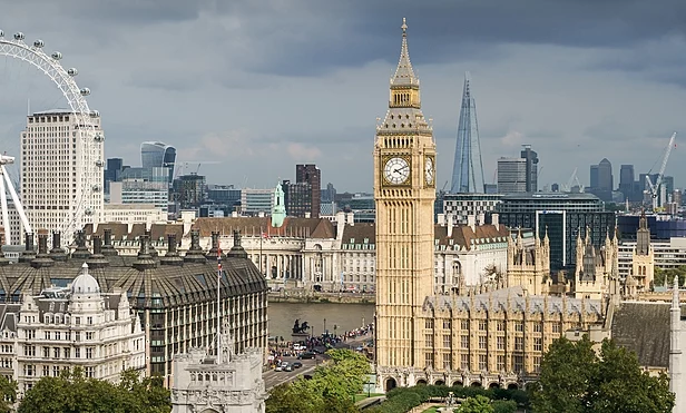 A Day In London: September 2021