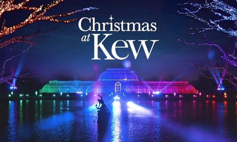 Christmas at Kew Gardens: November 2020