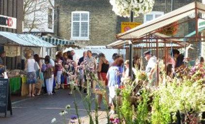 Ely Market Day: June 2021