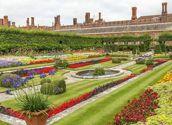 Hampton Court Palace Garden Festival: July 2021