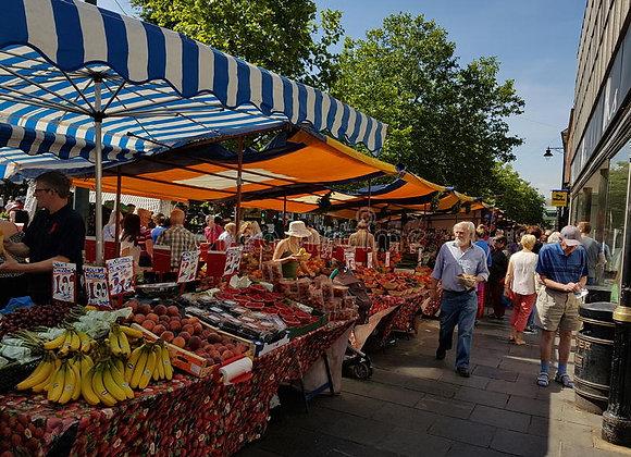 St Albans Market Day: June 2021
