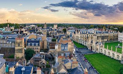 A Day in Cambridge: September 2021