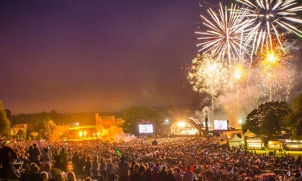 Leeds Castle Concert: July 2021