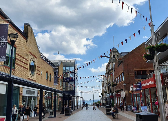 A Day in Southend: September 2021