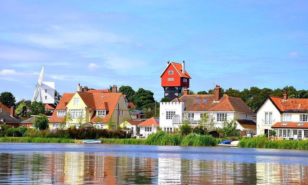 Thorpeness, Aldeburgh & Snape: July 2021