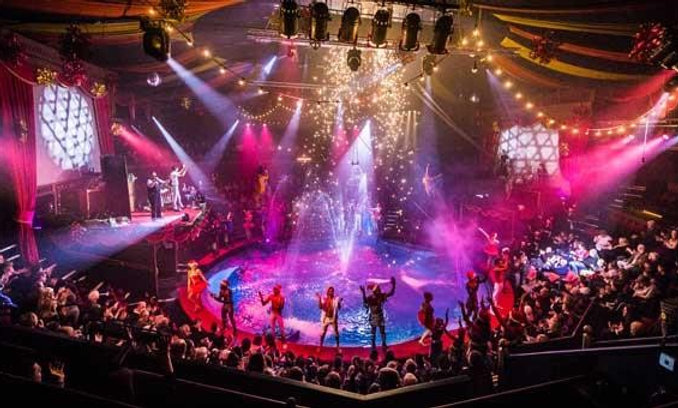 Great Yarmouth Christmas Spectacular Circus and Water Show: December 2020