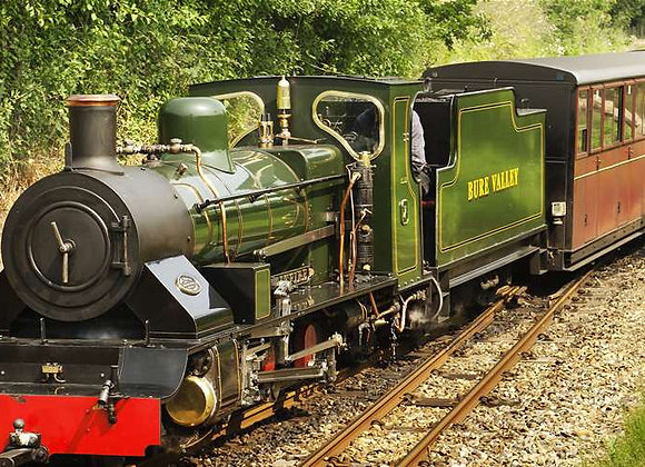 Bure Valley Railway: June 2021