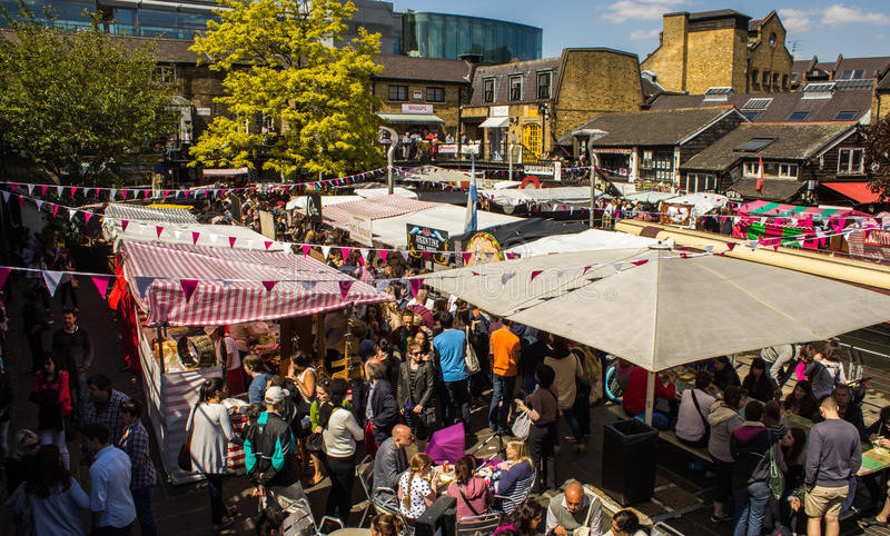 Camden Market Day: June 2021