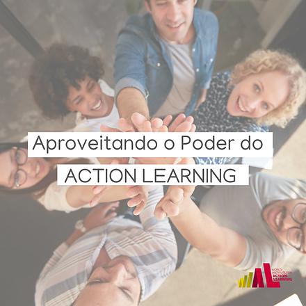 Aproveitando O Poder do Action Learning4