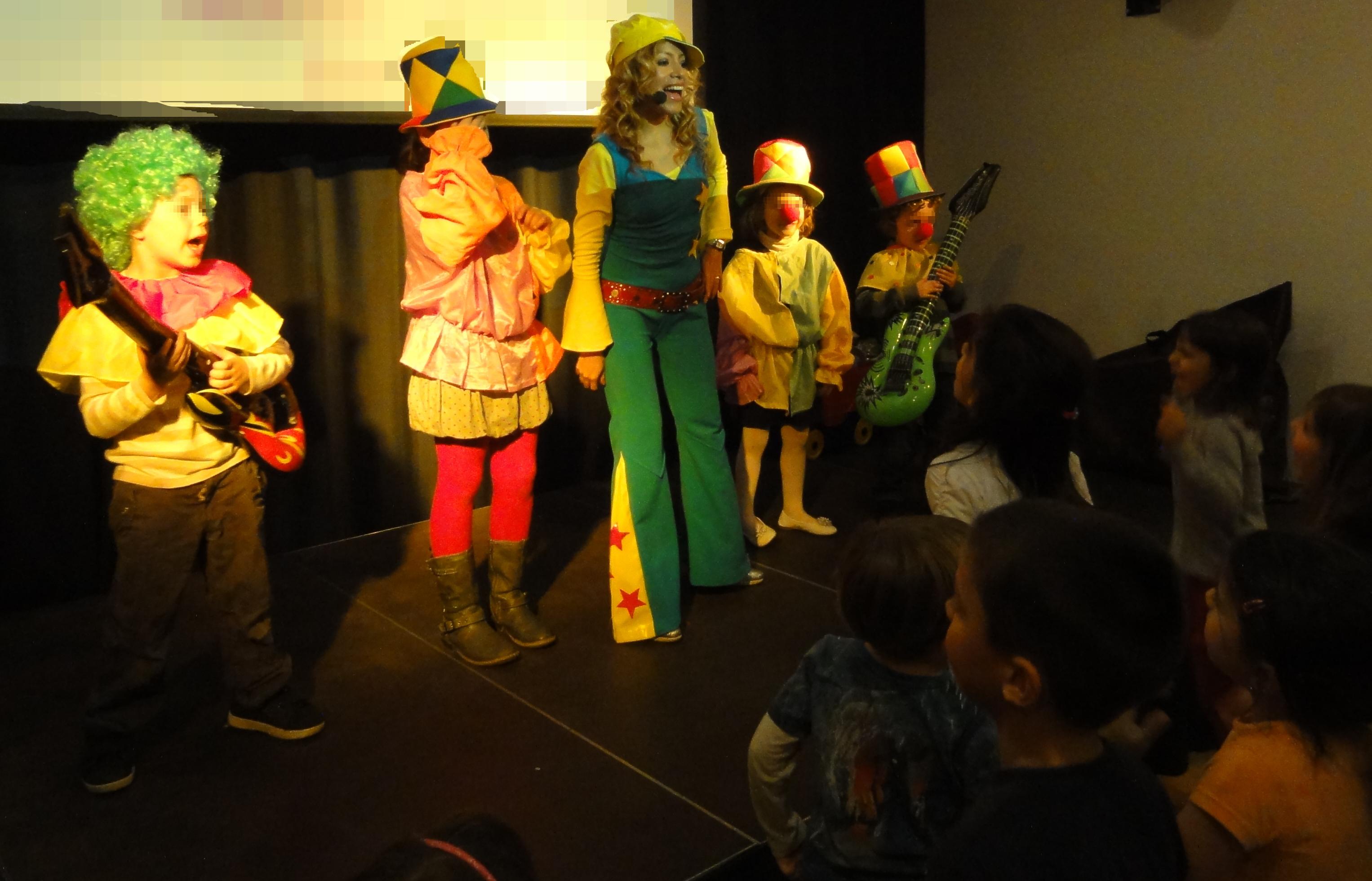 Animaciones Infantiles Rósaly Events