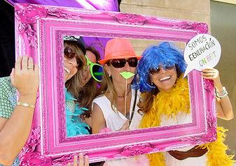 Photocall divertido en Barcelona para cumpleaños, bodas, comuniones. Princesas Disney, Star Wars.