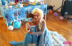 Animaciones Infantiles Elsa Frozen