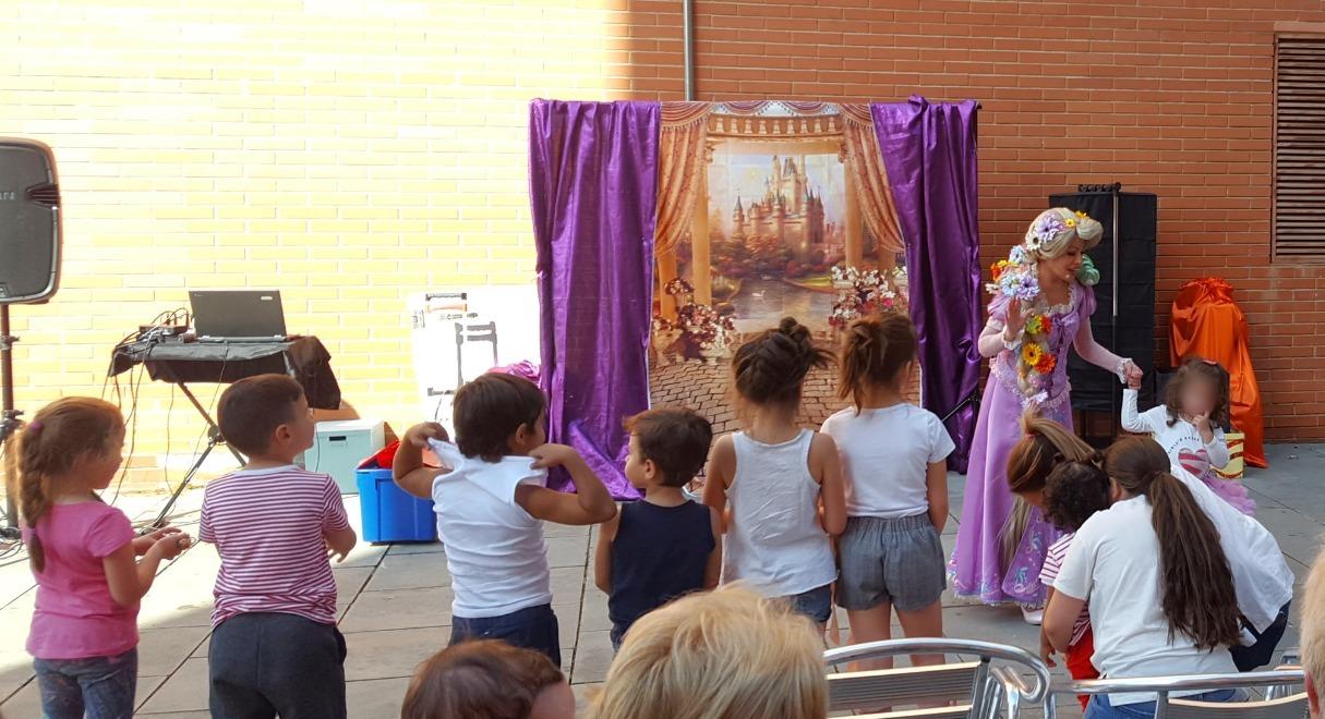 Animaciones Infantiles Rapunzel