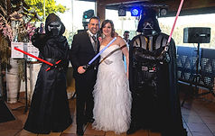 Bodas Star Wars en Barcelona