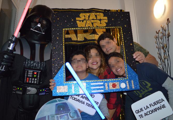 Photocall Star Wars