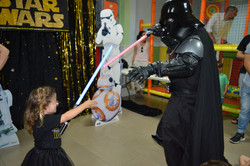 Fiestas temáticas - Star Wars
