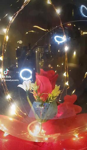 Bouquet led