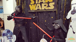 Animaciones Infantiles Star Wars