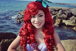 Princesa Ariel - La Sirenita