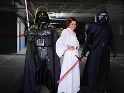Animaciones Infantiles Temáticas Star Wars en Barcelona