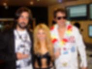 Show Tributo con doble de Melendi, Shakira, Elvis Presley para Bodas, cumpleaños, celebraciones.