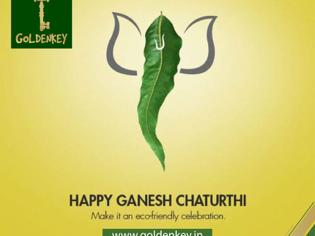 May this Ganesh Chaturthi bring peace upon the land and lots of love between people.
