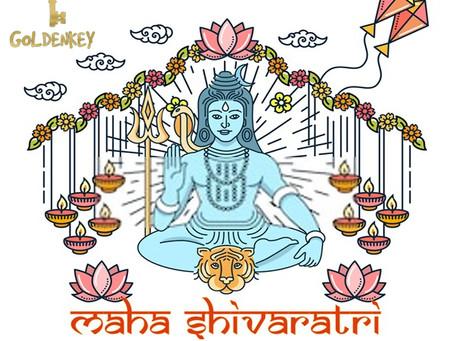 Wishing everyone a blessed Shivratri!!