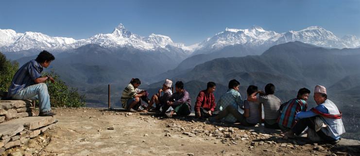 Annapurna Rest Stop