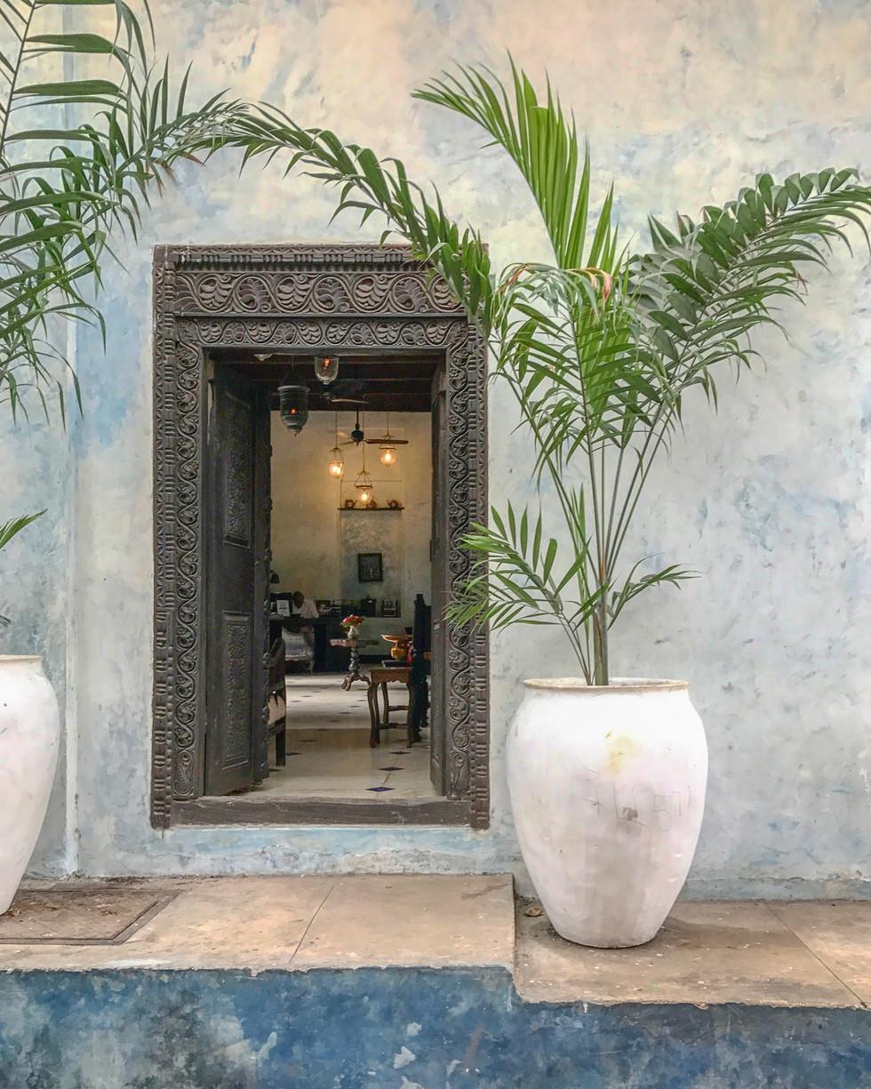 Zanzibar Doorway