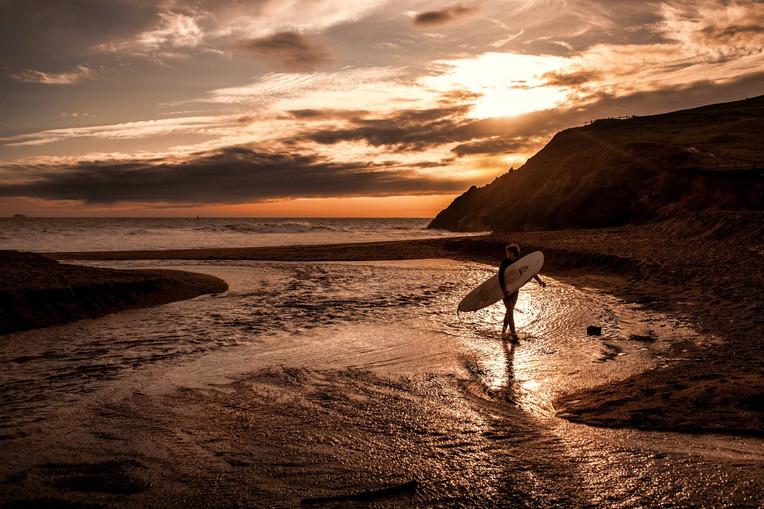 Cronkite Surfer