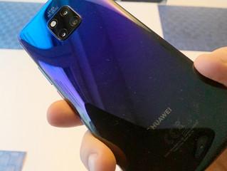 Mate 20 Pro – en fascinerande telefon