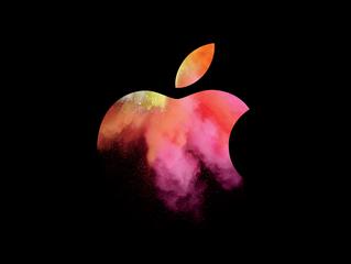 Apple-lanseringens tre stadier