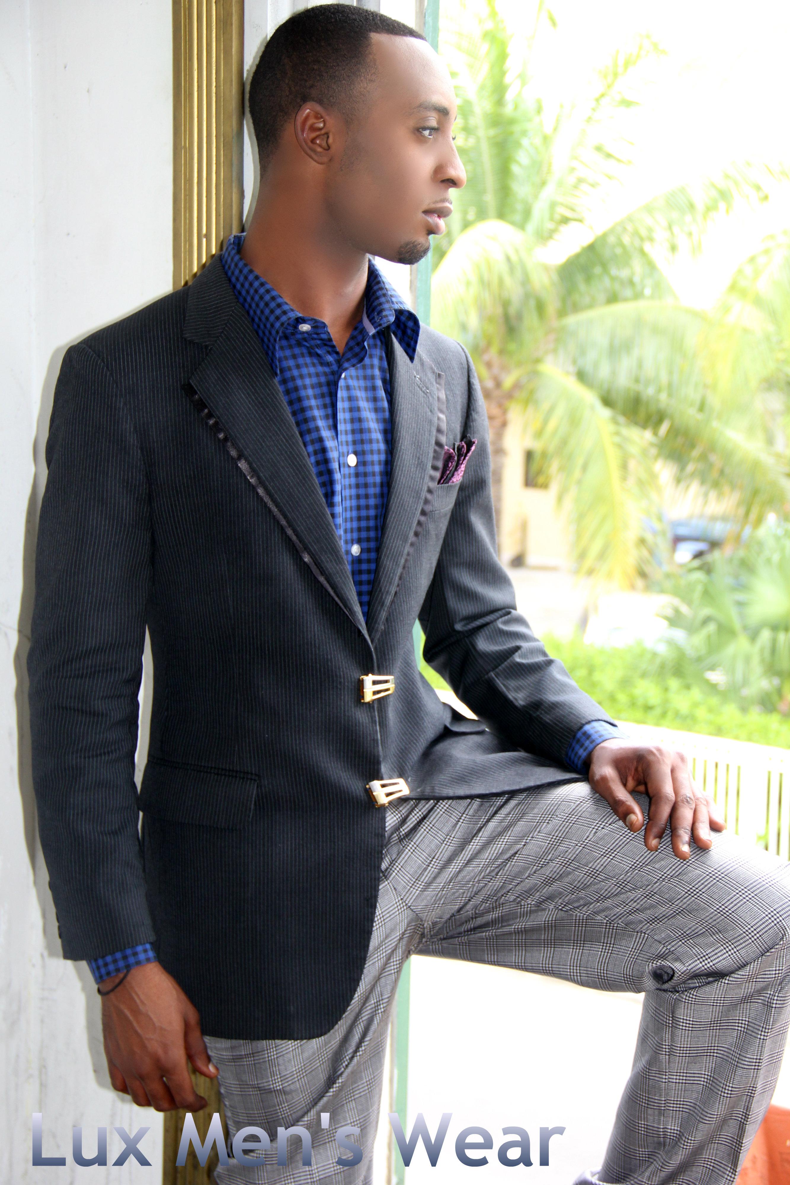Supermodel 2014 Michael Anderson