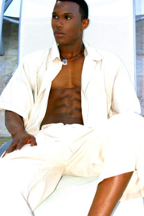 2008 Supermodel Omar Francis