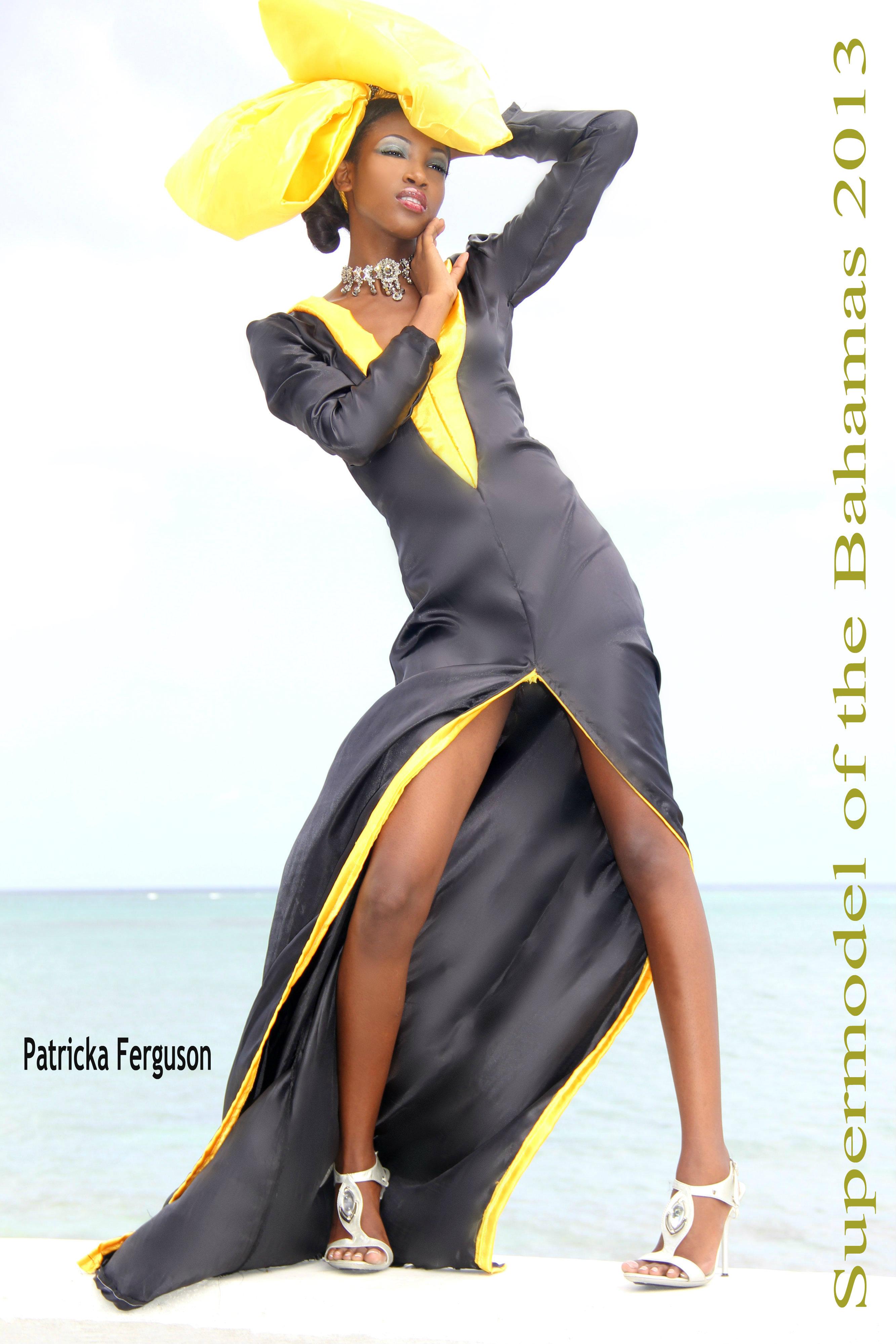 Supermodel 2013 Patricka Ferguson